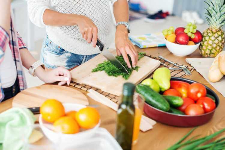 שינויים בהרגלי הצריכה - תזונה נכונה